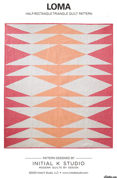 Loma - Quilt Pattern by Initial K Studio