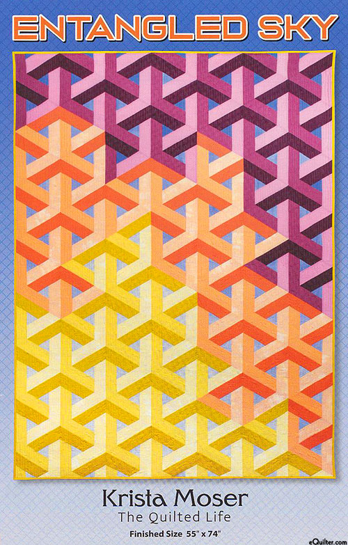 Entangled Sky - Quilt Pattern by Krista Moser
