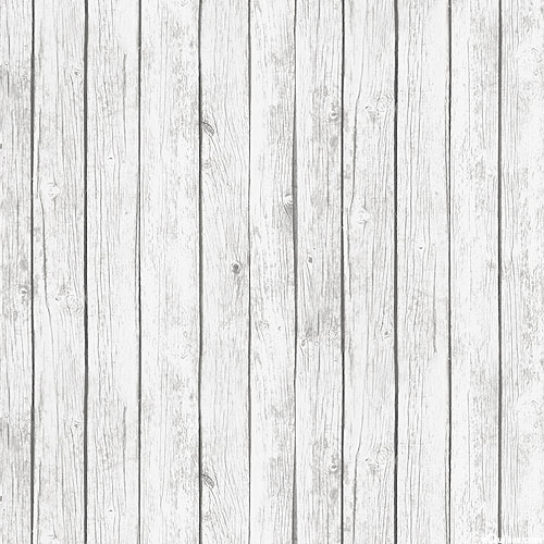 Headin' Home - Weathered Wood Planks - Mist Gray