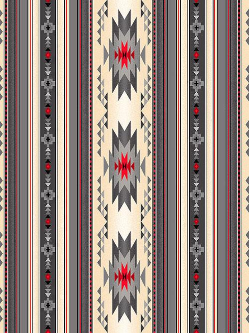 Tucson - Running Horizon Stripe - Graphite Gray