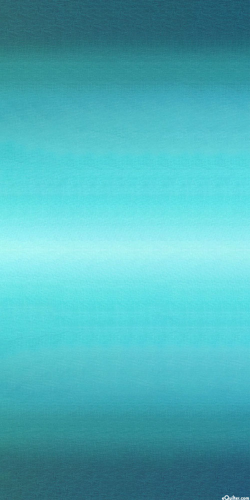 Japanese Import - Gelato Ombre - Teal Lagoon