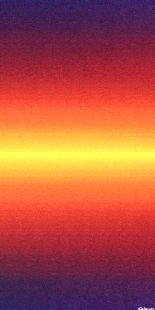 Japanese Import - Gelato Ombre - Desert Sunset