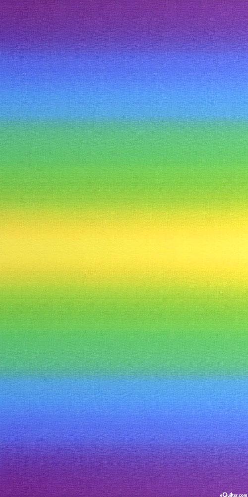 Japanese Import - Gelato Ombre - Rainbow