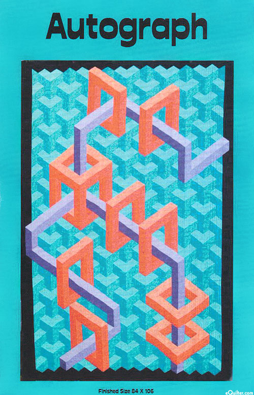Autograph - Quilt Pattern by Ruth Ann Berry