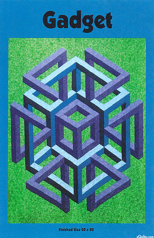 Gadget - Quilt Pattern by Ruth Ann Berry