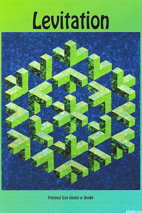 Levitation - Quilt Pattern by Ruth Ann Berry
