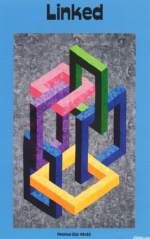 Linked - Quilt Pattern by Ruth Ann Berry