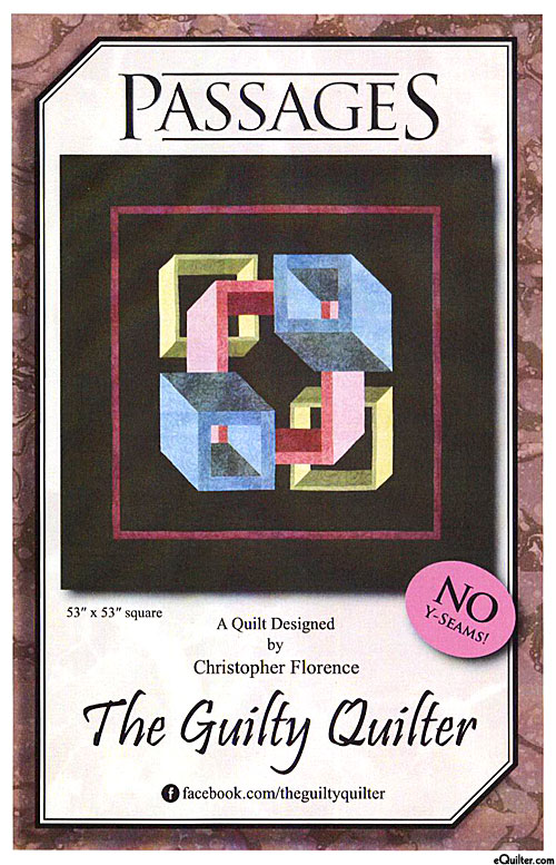 EQuilter Passages Quilt Pattern By Christopher Florence Beauteous Labyrinth Walk Quilt Pattern Free