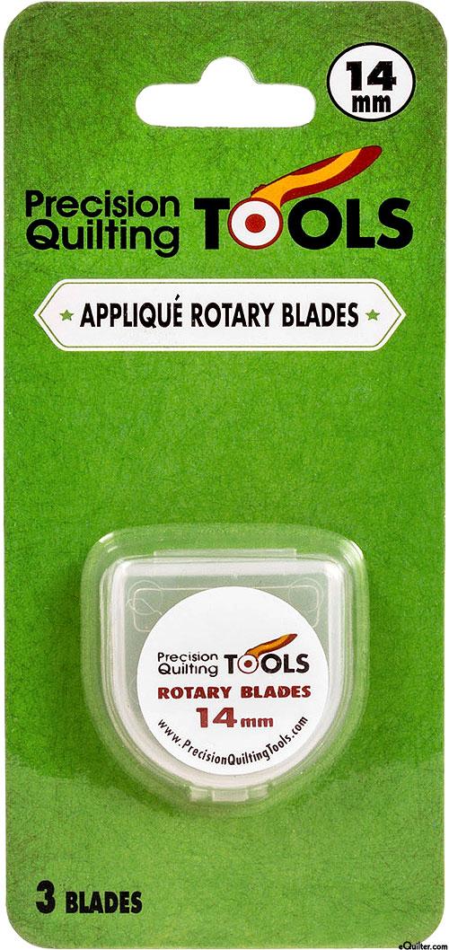 Appliqué 14mm Rotary Cutter Blades