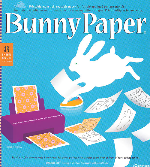 Bunny Paper - 8 Sheets