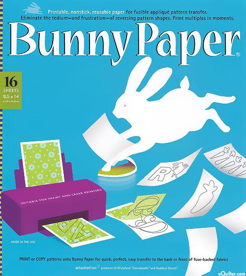Bunny Paper - 16 Sheets