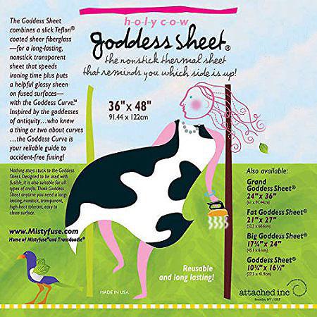 "Goddess Sheet - Non-Stick Thermal Sheet - 36"" x 48"""