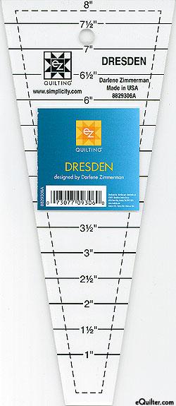 EZ Dresden Ruler