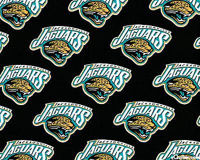 """Football Team - Jacksonville Jaguars - 58"""""""