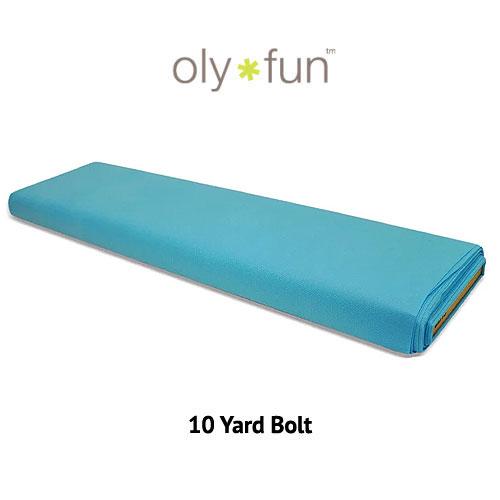 """Oly-Fun Polypropylene - Sky Blue - 60"""" WIDE - 10 YD BOLT"""