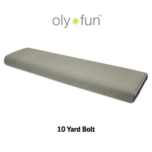 "Oly-Fun Polypropylene - Slate Gray - 60"" WIDE - 10 YD BOLT"