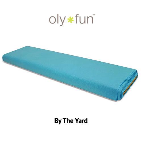 "Oly-Fun Polypropylene - Sky Blue - 60"" WIDE - BY THE YARD"