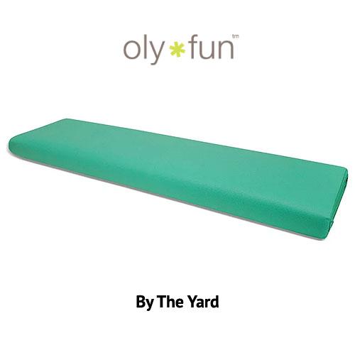 "Oly-Fun Polypropylene - Sea Green - 60"" WIDE - BY THE YARD"