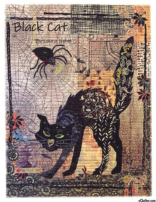 Black Cat - Quilt pattern by Laura Heine