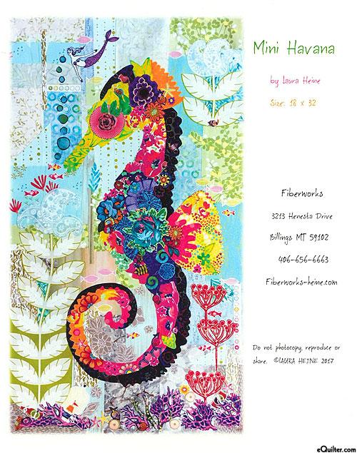 Mini Havana - Quilt Pattern by Laura Heine