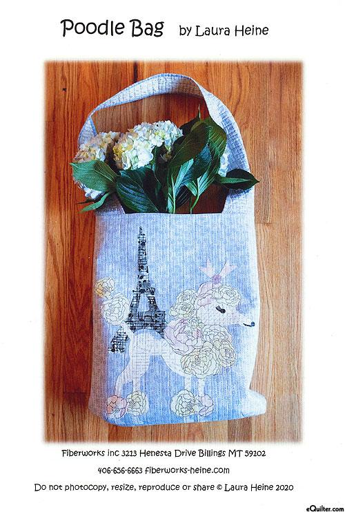Poodle Bag - Pattern by Laura Heine