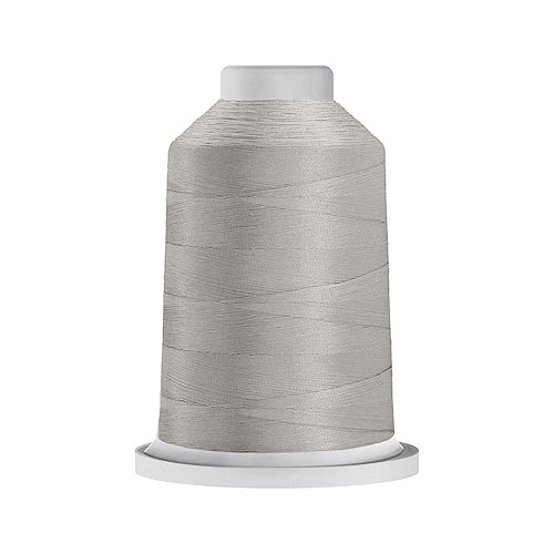 Glide Trilobal Polyester Thread - 40 Wt KING Spool - Cool Gray