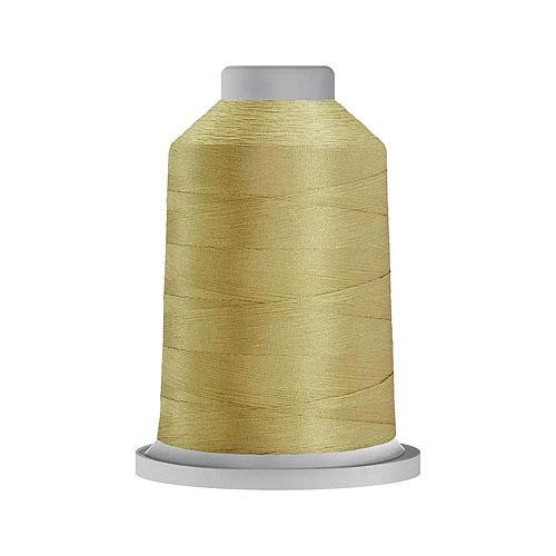Glide Trilobal Polyester Thread - 40 Wt KING Spool - Khaki