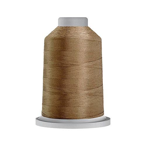Glide Trilobal Polyester Thread - 40 Wt KING Spool - Light Tan