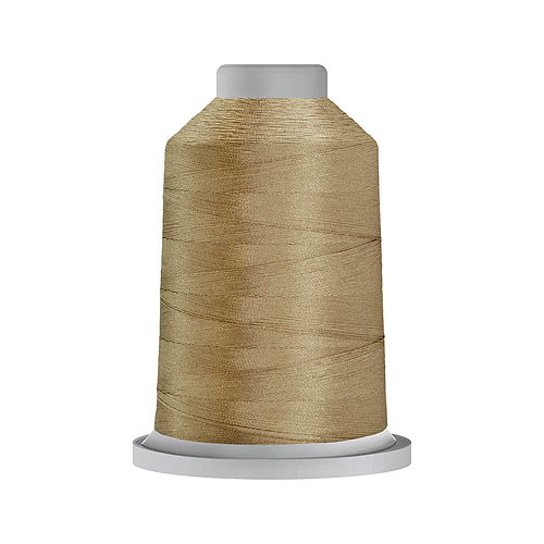 Glide Trilobal Polyester Thread - 40 Wt KING Spool - Mocha
