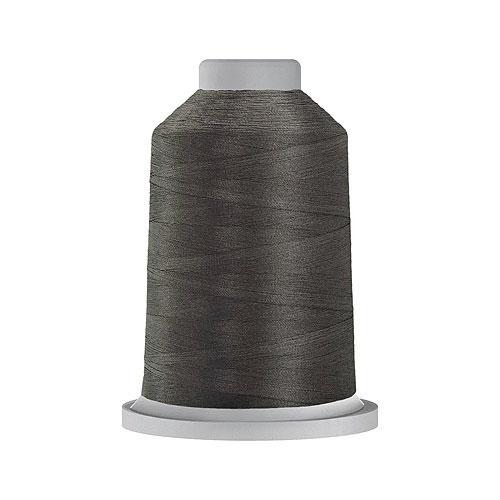 Glide Trilobal Polyester Thread - 40 Wt KING Spool - Medium Gray