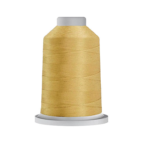 Glide Trilobal Polyester Thread - 40 Wt KING Spool - Sand
