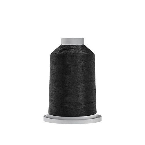 Glide Trilobal Polyester Thread - 40 Wt MINI Spool - Black