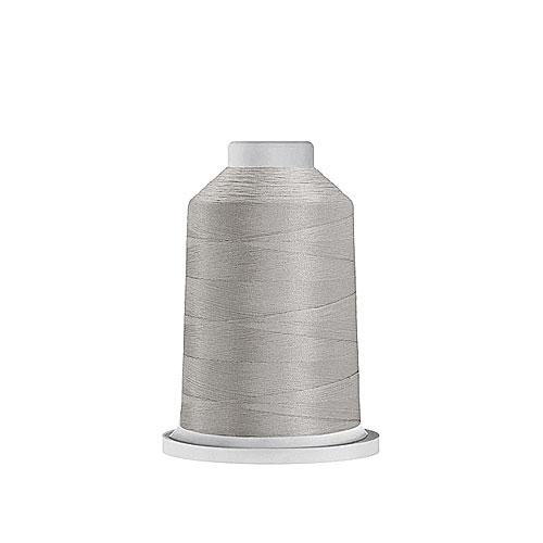 Glide Trilobal Polyester Thread - 40 Wt MINI Spool - Cool Gray