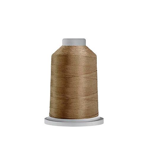 Glide Trilobal Polyester Thread - 40 Wt MINI Spool - Light Tan