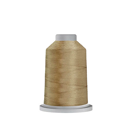 Glide Trilobal Polyester Thread - 40 Wt MINI Spool - Mocha