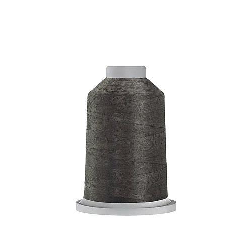 Glide Trilobal Polyester Thread - 40 Wt MINI Spool - Medium Gray