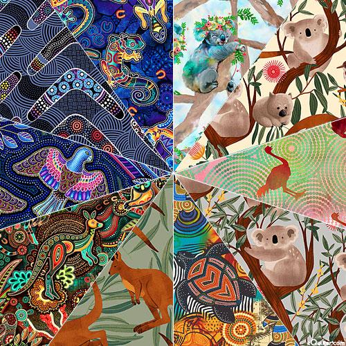 Australian Artwork Packet