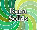 Modern SOLIDS - Green Aqua Turquoise