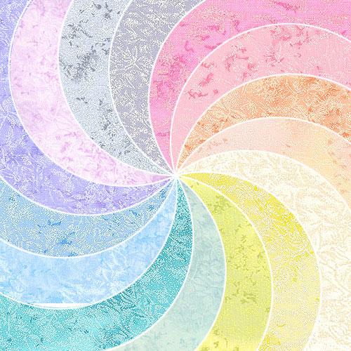 Fairy Frost by Michael Miller - Pastel Color Palette