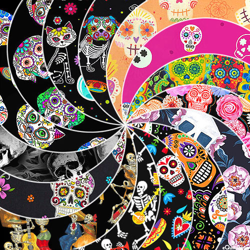 A COLLECTION OF SKULLS - FQ PACKET