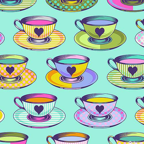 Curiouser & Curiouser - Tea Time - Mint