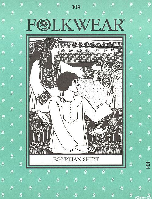 Egyptian Shirt - by Folkwear