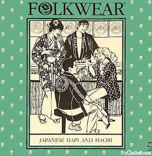 Japanese Hapi and Haori Pattern - by Folkwear