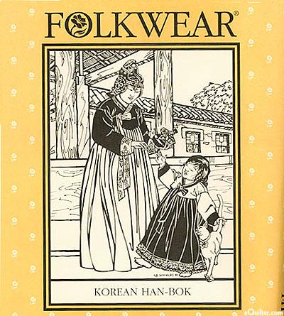 Korean Han-Bok - by Folkwear