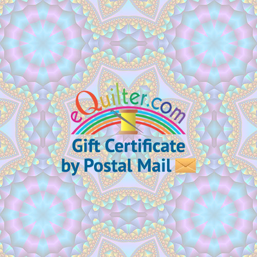 Gift Certificate by Postal Mail