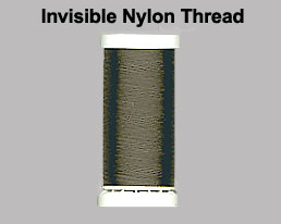 Gutermann Invisible Thread - Smoke Grey - 100% Nylon