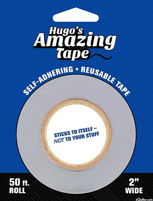 """Hugo's Amazing Tape - 2"""" Wide"""