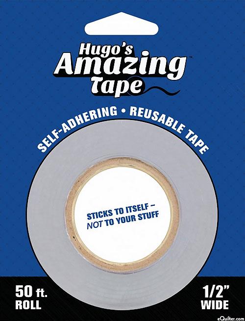 """Hugo's Amazing Tape - 1/2"""" Wide"""