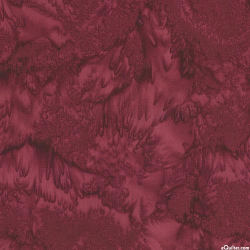 Burgundy - Hoffman Tonal Hand-dye - Merlot