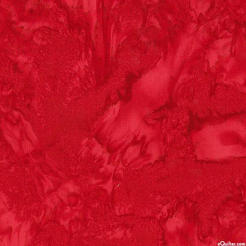 Red - Hoffman Tonal Hand-Dye - Strawberry Red